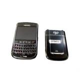 Blackberry Verizon 9650 Teléfono Cdma En Negrilla