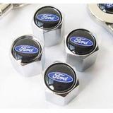 Tapas De Válvula De Neumáticos Para Ford