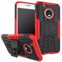 Capa Capinha Dupla Proteção Celular Motorola Moto G5 Plus