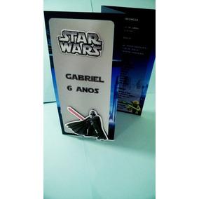 10 Cardapio Personalizado Festa Infantil Star Wars