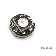 Led Rgb Ws2812b Smd 5050 Con Pcb Black 1 Pixel Negro W01
