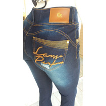 Kit Com 2 Calcas Jeans Levanta Bumbum
