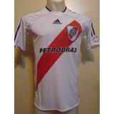 Camiseta River 2006 2007 Petrobras Ortega #10 Argentina S- M