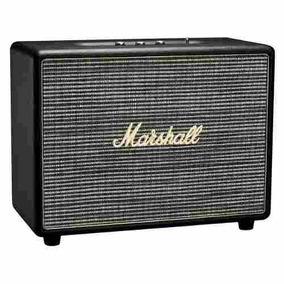 Amplificador Portatil Marshall Woburn Black Bluetooth Caba