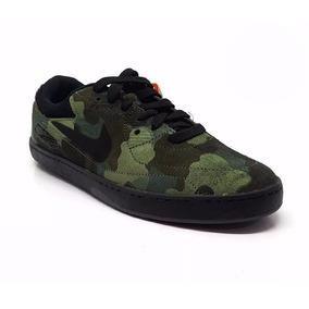 Tênis Nike Sb Zoom Eric Koston Skate Militar Camuflado