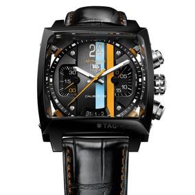 807b51f8011 Relogio Replica Tag Heuer Mikrograph Masculino - Relógios De Pulso ...