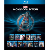 Marvel Collection Avengers En Blu Ray!!