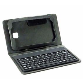 Capa Teclado Tablet 7 Pol Samsung Tab 2 Tab 3 Tab 4 Oferta
