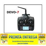 Walkera Tx Devo 7 Devention 2.4 Ghz Novo Radio 7 Canais