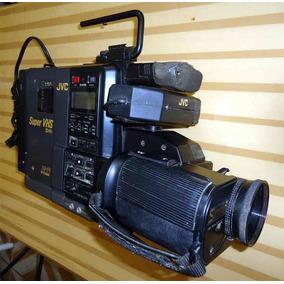 Câmera Filmadora Jvc Super Vhs