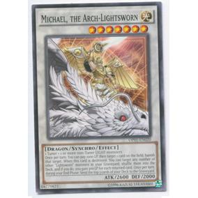 Michael The Arch Lightsworn Op01 - Yugioh Cards