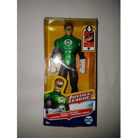 Liga Da Justica - Lanterna Verde - 15cm - Mattel