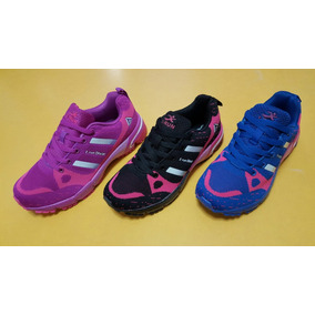 Zapatillas I-run Marathon Running Tiempo Libre Nro 36 A 41