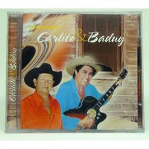 Cd Carlito & Baduy As Melhores