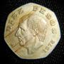 Moneda 10 Pesos 1975 Hidalgo Fecha Clave