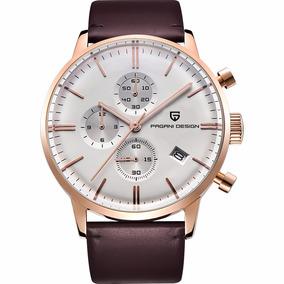 Pagani Design Flight Club Chronograph Seiko Reloje Diego Vez
