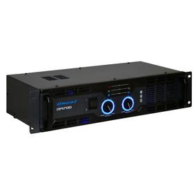 Op-1700 Oneal Amplificador 440w Potencia Musical Bivolt