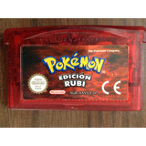 Pokemon Rubi (ruby) Español Original