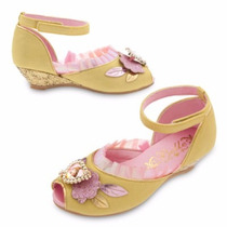 Zapatos Disfraz Princesa Bella Disney Store Usa Original