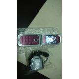 Nokia 7020 Rosa.nuevo.flip Phone.libre.$1499 Con Envío.