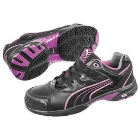 Zapatos De Seguridad Puma Safety Stepper Sd Low Dama Mujer