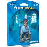 Playmobil Friends 6824 Hombre Lobo Educando