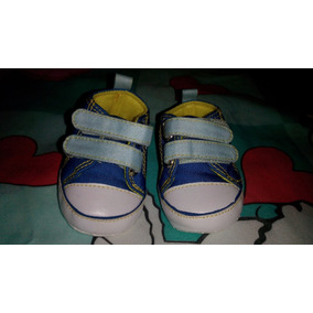 Zapatos Para Bebe Niño Recien Nacido Talla 1 Nuevos Comodos