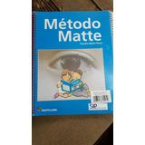 Pack Método Matte: Texto Más Cuaderno De Escritura