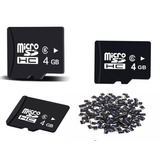 Memoria Micro Sd 4gb P/ Celulares Sueltas Tecnopampa