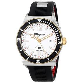 Reloj Salvatore Ferragamo Ff Negro