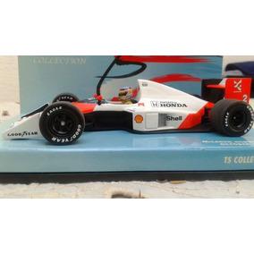 F1 Mclaren Mp4-5 1989 N° 2 Pilotada Por T.sato 1/43