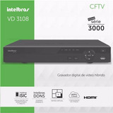 Dvr Stand Alone Intelbras 08 Canais Vd 3108 - 3975