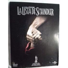 Seminuevo Pelicula Edicion Lujo La Lista De Schindler 2 Dvds
