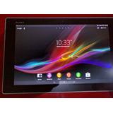 Tablet Xperia Z 10 Pulgadas Como Nueva
