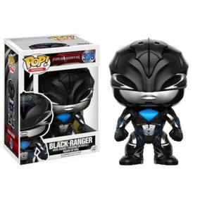Pop Movies - Power Rangers - Black Ranger