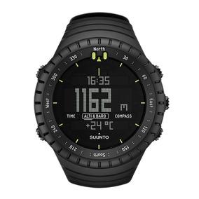 Relógio Suunto Core All Black Military Ss014279010 Promoção
