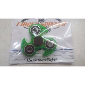 Fidget Hand Spinner 4 Rodamientos Con Colita
