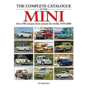 Libro The Complete Catalogue Of The Mini: Over 500 Variant