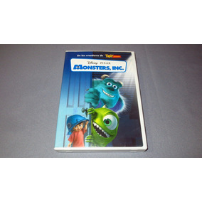 Pelicula Disney Pixar Monsters Inc Envio Gratis
