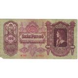 Billete Hungría 1000 Pengös, 1930. Jp