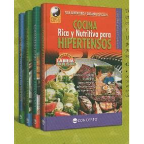 Cocina Saludable , Diabeticos , Hipertensos, Colesterol Etc
