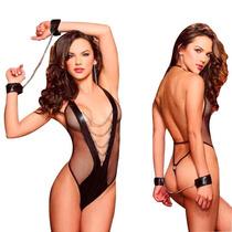 Sexy Body Lencería Exótica Stripper Pole Dance Edecan Baby D