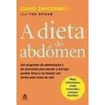 Livro Dieta Do Abdômen David Zinczenko