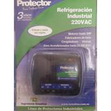 Protector De Aire Acondicionado 220v Motores 2hp Excelente