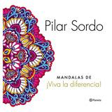 Libro ¡viva La Diferencia! Para Colorear, De Sordo Pilar