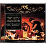 Nas Cd Doble Streets Disciple Nuevo Sellado Original Import