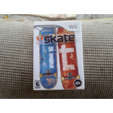 Skate It Original Completo Castellano P/wii Y Wii U