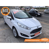 Ford Fiesta 1.6 Titanium Hatch 16v Flex 4p Powershift 2014/2
