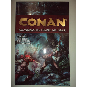 Conan Sombras De Ferro Ao Luar Mythos 2015 Excelente