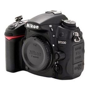 Camara Nikon D7000 Como Nuevo 3400 Disparos